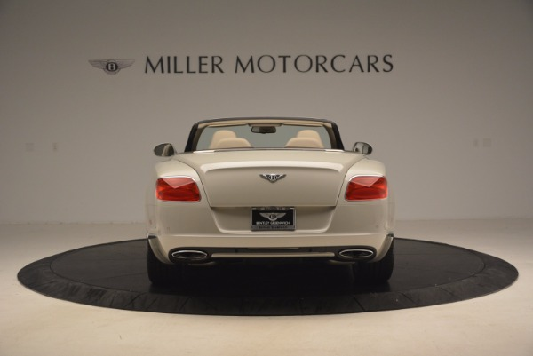 Used 2013 Bentley Continental GT for sale Sold at Bentley Greenwich in Greenwich CT 06830 6