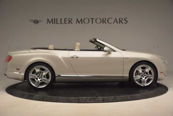 Used 2013 Bentley Continental GT for sale Sold at Bentley Greenwich in Greenwich CT 06830 9
