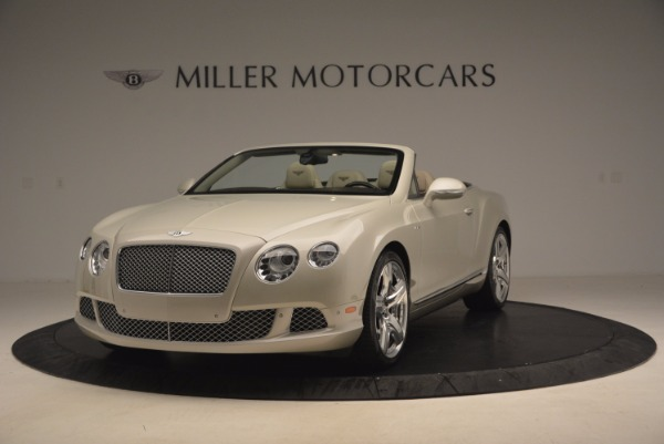 Used 2013 Bentley Continental GT for sale Sold at Bentley Greenwich in Greenwich CT 06830 1