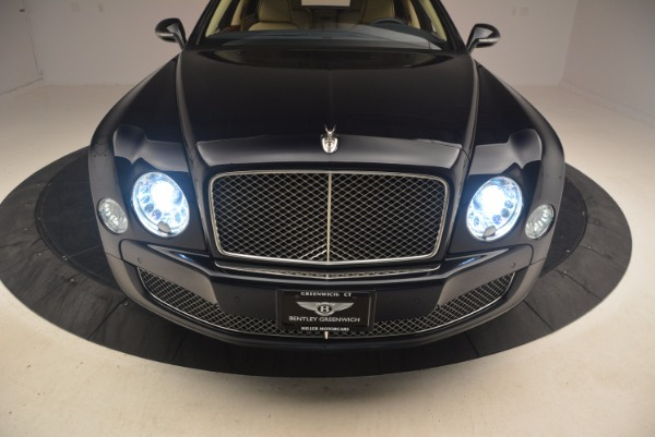 Used 2016 Bentley Mulsanne for sale Sold at Bentley Greenwich in Greenwich CT 06830 16