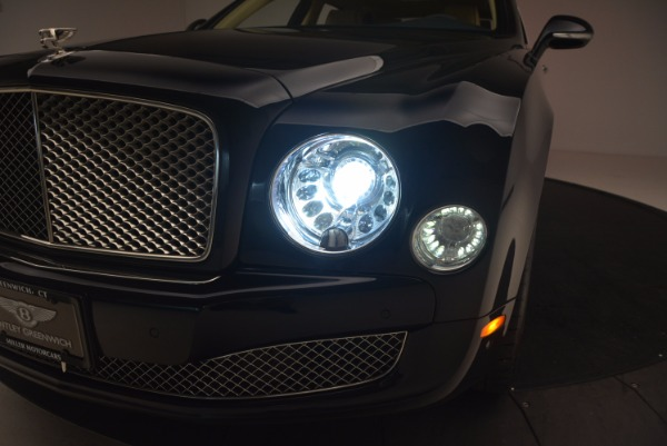 Used 2016 Bentley Mulsanne for sale Sold at Bentley Greenwich in Greenwich CT 06830 17