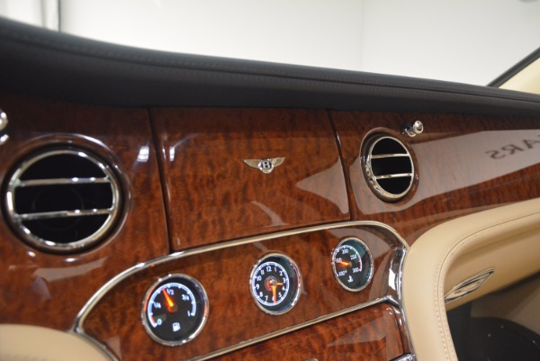 Used 2016 Bentley Mulsanne for sale Sold at Bentley Greenwich in Greenwich CT 06830 25