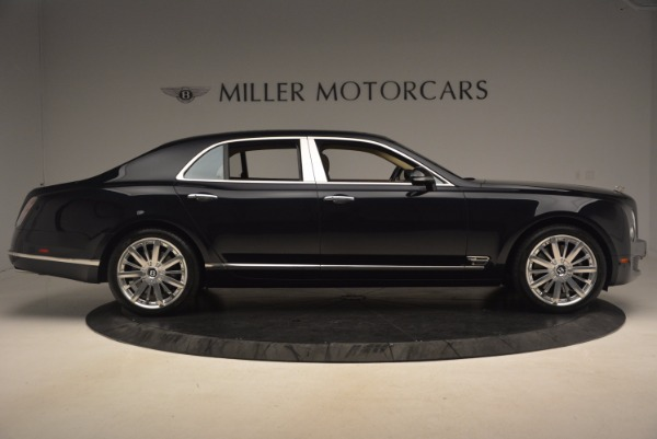 Used 2016 Bentley Mulsanne for sale Sold at Bentley Greenwich in Greenwich CT 06830 9