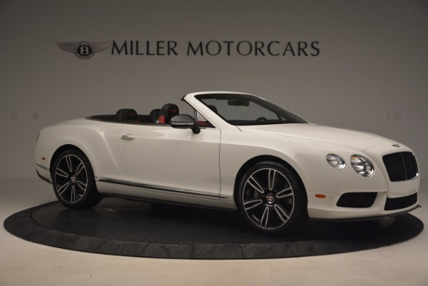 Used 2013 Bentley Continental GT V8 for sale Sold at Bentley Greenwich in Greenwich CT 06830 11