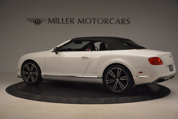 Used 2013 Bentley Continental GT V8 for sale Sold at Bentley Greenwich in Greenwich CT 06830 17