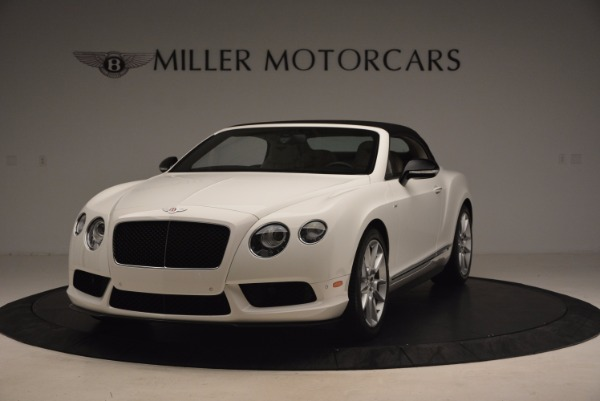 Used 2015 Bentley Continental GT V8 S for sale Sold at Bentley Greenwich in Greenwich CT 06830 14