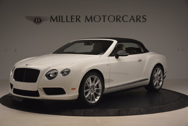 Used 2015 Bentley Continental GT V8 S for sale Sold at Bentley Greenwich in Greenwich CT 06830 15