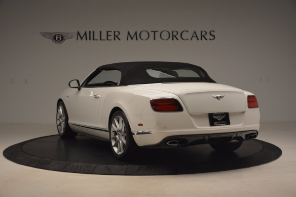 Used 2015 Bentley Continental GT V8 S for sale Sold at Bentley Greenwich in Greenwich CT 06830 18