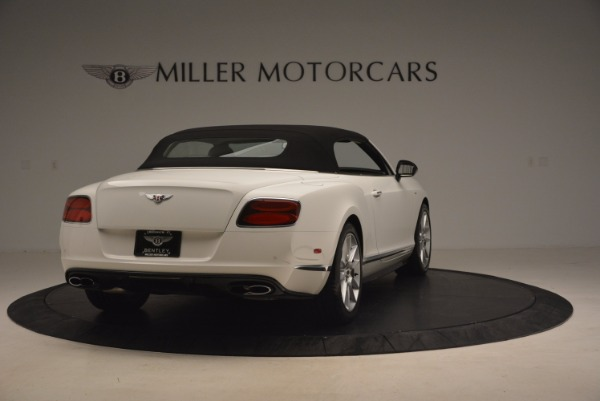 Used 2015 Bentley Continental GT V8 S for sale Sold at Bentley Greenwich in Greenwich CT 06830 20