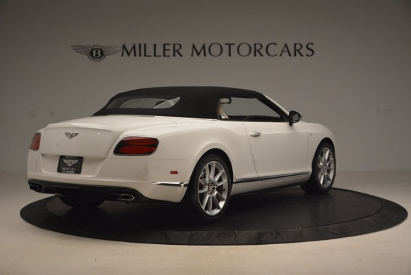 Used 2015 Bentley Continental GT V8 S for sale Sold at Bentley Greenwich in Greenwich CT 06830 21