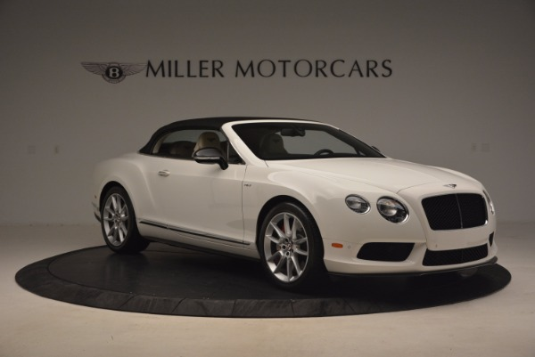Used 2015 Bentley Continental GT V8 S for sale Sold at Bentley Greenwich in Greenwich CT 06830 23