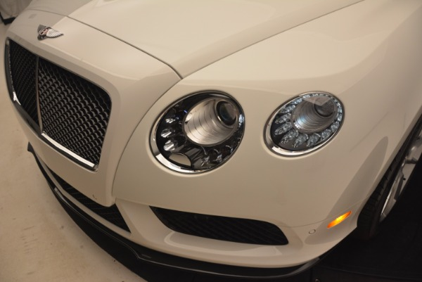 Used 2015 Bentley Continental GT V8 S for sale Sold at Bentley Greenwich in Greenwich CT 06830 26