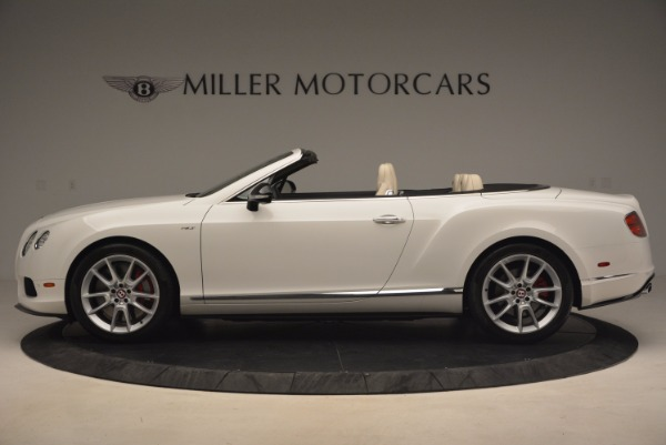 Used 2015 Bentley Continental GT V8 S for sale Sold at Bentley Greenwich in Greenwich CT 06830 3