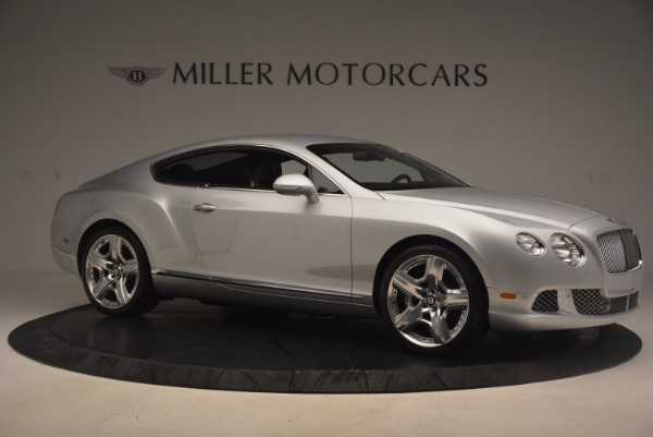 Used 2012 Bentley Continental GT for sale Sold at Bentley Greenwich in Greenwich CT 06830 10