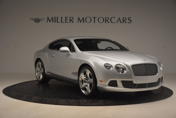 Used 2012 Bentley Continental GT for sale Sold at Bentley Greenwich in Greenwich CT 06830 11