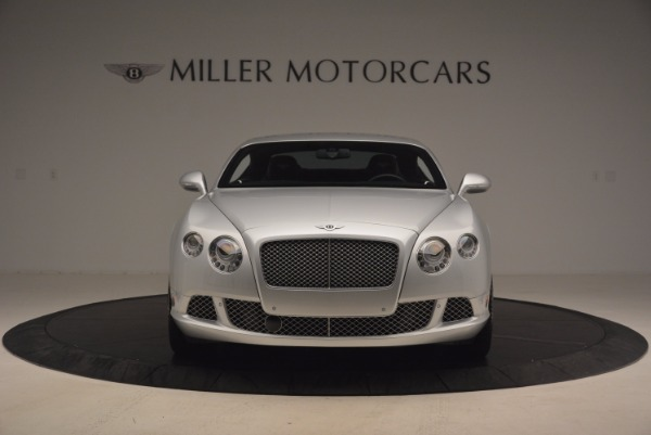 Used 2012 Bentley Continental GT for sale Sold at Bentley Greenwich in Greenwich CT 06830 12