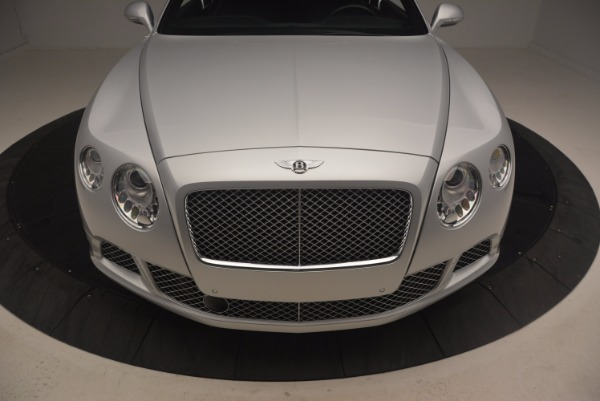 Used 2012 Bentley Continental GT for sale Sold at Bentley Greenwich in Greenwich CT 06830 13