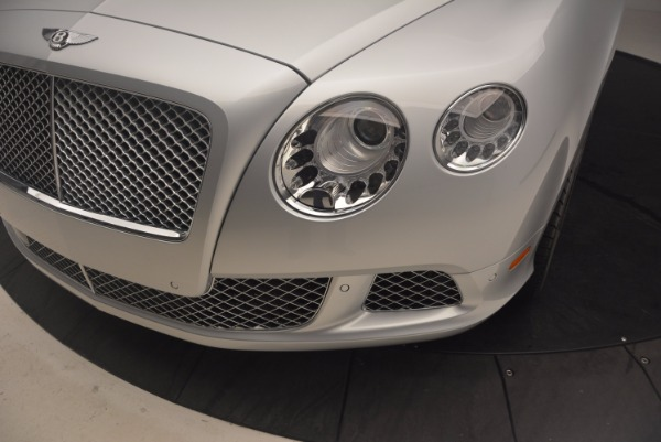 Used 2012 Bentley Continental GT for sale Sold at Bentley Greenwich in Greenwich CT 06830 14
