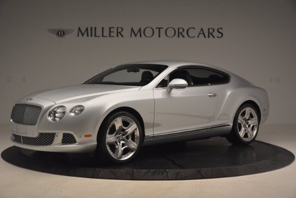 Used 2012 Bentley Continental GT for sale Sold at Bentley Greenwich in Greenwich CT 06830 2