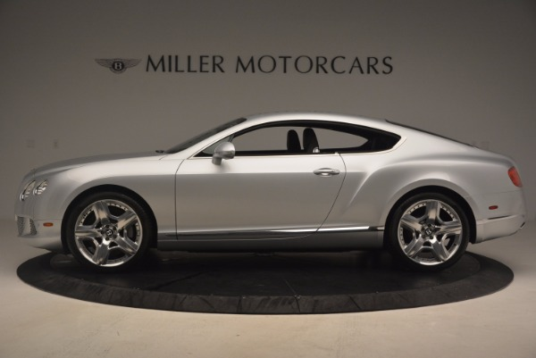 Used 2012 Bentley Continental GT for sale Sold at Bentley Greenwich in Greenwich CT 06830 3