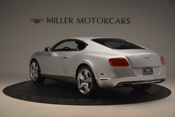 Used 2012 Bentley Continental GT for sale Sold at Bentley Greenwich in Greenwich CT 06830 5