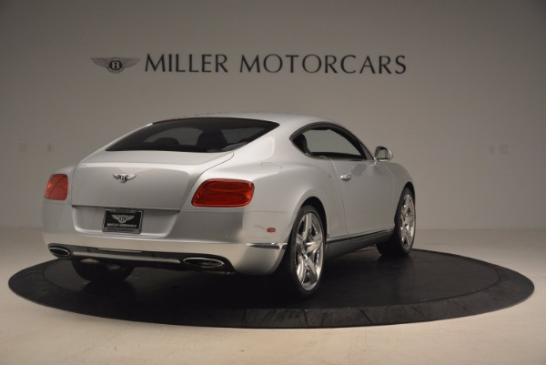 Used 2012 Bentley Continental GT for sale Sold at Bentley Greenwich in Greenwich CT 06830 7