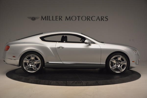 Used 2012 Bentley Continental GT for sale Sold at Bentley Greenwich in Greenwich CT 06830 9