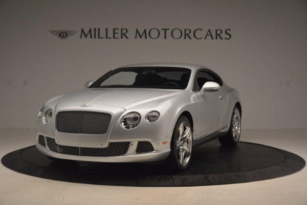 Used 2012 Bentley Continental GT for sale Sold at Bentley Greenwich in Greenwich CT 06830 1