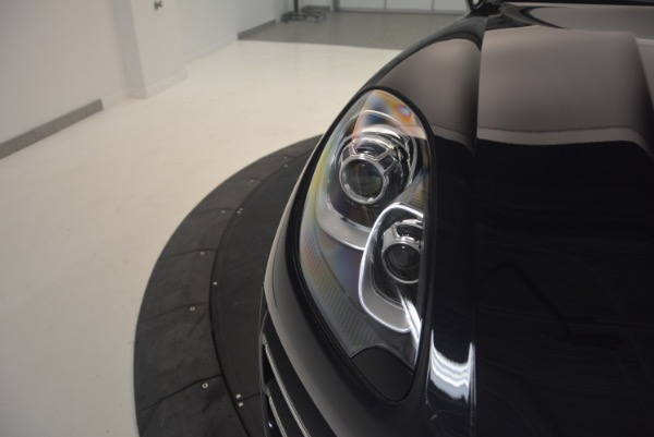 Used 2016 Porsche Macan Turbo for sale Sold at Bentley Greenwich in Greenwich CT 06830 13
