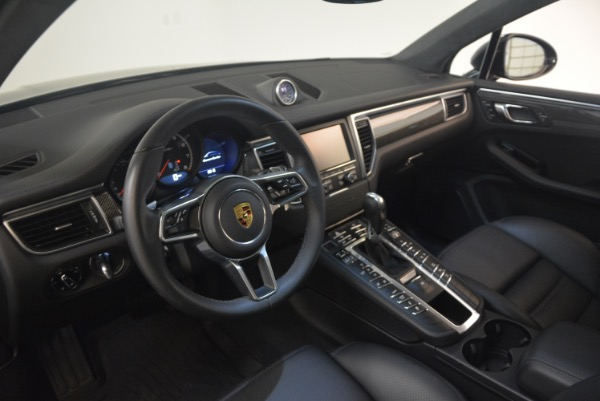 Used 2016 Porsche Macan Turbo for sale Sold at Bentley Greenwich in Greenwich CT 06830 17