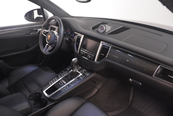 Used 2016 Porsche Macan Turbo for sale Sold at Bentley Greenwich in Greenwich CT 06830 21