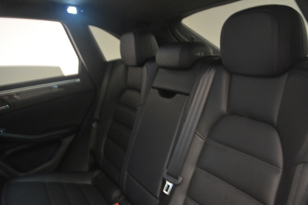 Used 2016 Porsche Macan Turbo for sale Sold at Bentley Greenwich in Greenwich CT 06830 28