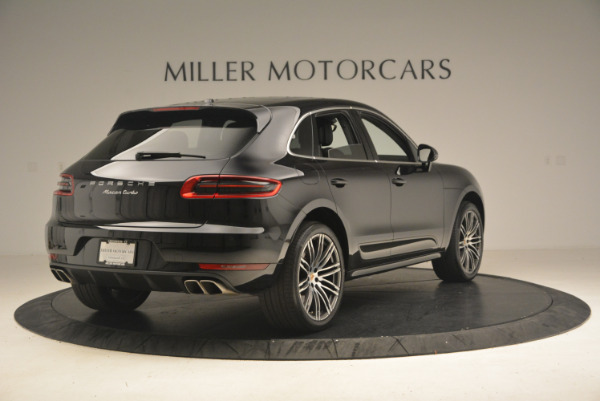Used 2016 Porsche Macan Turbo for sale Sold at Bentley Greenwich in Greenwich CT 06830 7