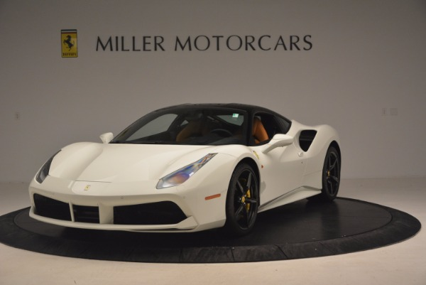 Used 2016 Ferrari 488 GTB for sale Sold at Bentley Greenwich in Greenwich CT 06830 1