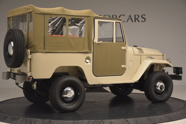 Used 1966 Toyota FJ40 Land Cruiser Land Cruiser for sale Sold at Bentley Greenwich in Greenwich CT 06830 11