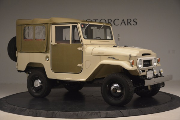 Used 1966 Toyota FJ40 Land Cruiser Land Cruiser for sale Sold at Bentley Greenwich in Greenwich CT 06830 13