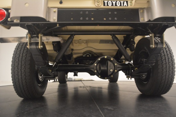 Used 1966 Toyota FJ40 Land Cruiser Land Cruiser for sale Sold at Bentley Greenwich in Greenwich CT 06830 27