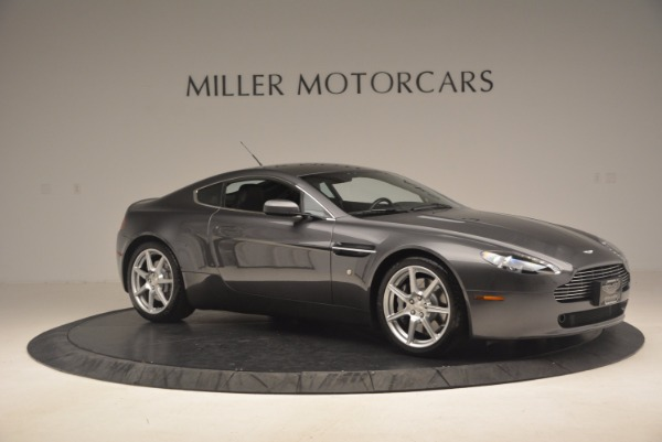 Used 2006 Aston Martin V8 Vantage Coupe for sale Sold at Bentley Greenwich in Greenwich CT 06830 10
