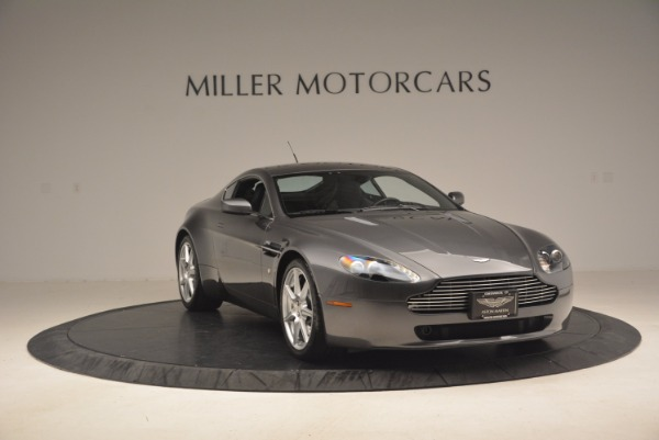 Used 2006 Aston Martin V8 Vantage Coupe for sale Sold at Bentley Greenwich in Greenwich CT 06830 11