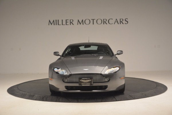Used 2006 Aston Martin V8 Vantage Coupe for sale Sold at Bentley Greenwich in Greenwich CT 06830 12