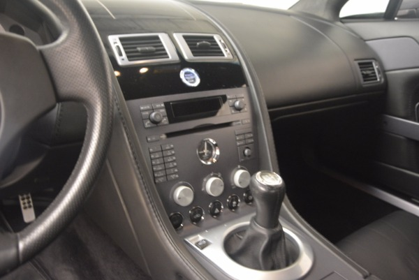 Used 2006 Aston Martin V8 Vantage Coupe for sale Sold at Bentley Greenwich in Greenwich CT 06830 16