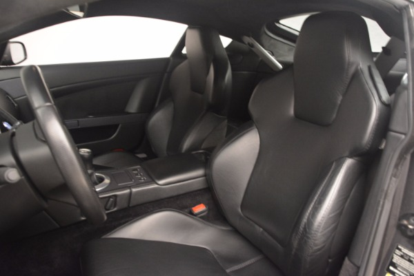 Used 2006 Aston Martin V8 Vantage Coupe for sale Sold at Bentley Greenwich in Greenwich CT 06830 17