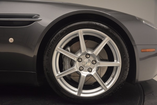 Used 2006 Aston Martin V8 Vantage Coupe for sale Sold at Bentley Greenwich in Greenwich CT 06830 18