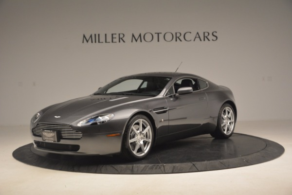 Used 2006 Aston Martin V8 Vantage Coupe for sale Sold at Bentley Greenwich in Greenwich CT 06830 2