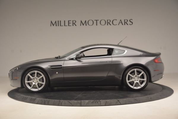 Used 2006 Aston Martin V8 Vantage Coupe for sale Sold at Bentley Greenwich in Greenwich CT 06830 3