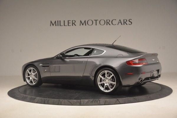 Used 2006 Aston Martin V8 Vantage Coupe for sale Sold at Bentley Greenwich in Greenwich CT 06830 4