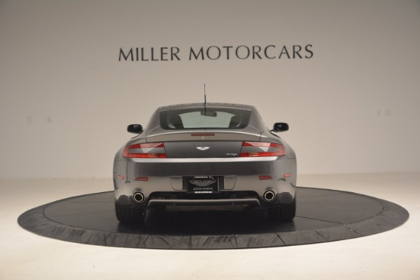 Used 2006 Aston Martin V8 Vantage Coupe for sale Sold at Bentley Greenwich in Greenwich CT 06830 6