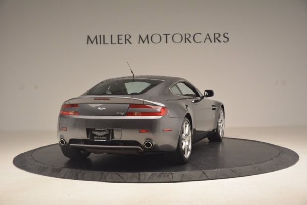 Used 2006 Aston Martin V8 Vantage Coupe for sale Sold at Bentley Greenwich in Greenwich CT 06830 7