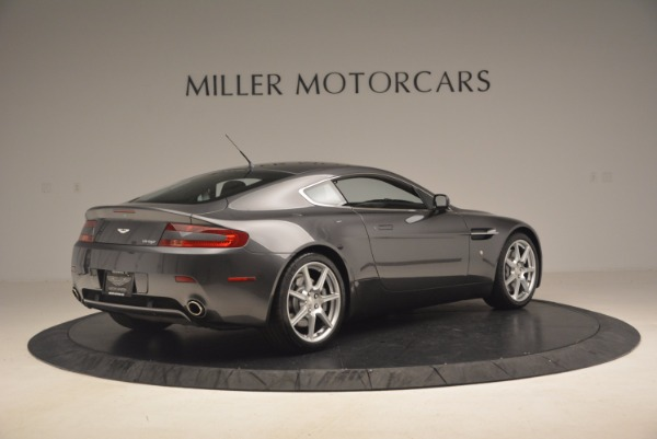 Used 2006 Aston Martin V8 Vantage Coupe for sale Sold at Bentley Greenwich in Greenwich CT 06830 8