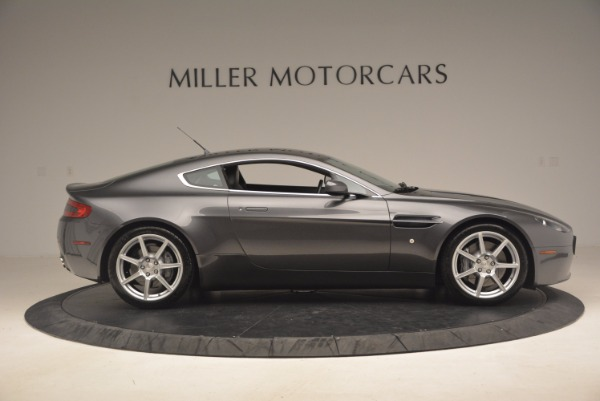 Used 2006 Aston Martin V8 Vantage Coupe for sale Sold at Bentley Greenwich in Greenwich CT 06830 9